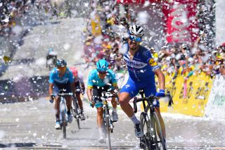Julian Alaphilippe wins stage 5 at the 2019 Tour Colombia