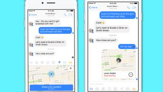 Facebook Messenger Is Rolling Out Live Location A Feature That Lets Users Share Where They Are In Real Time With One Or More Friends For Up To 60 Minutes