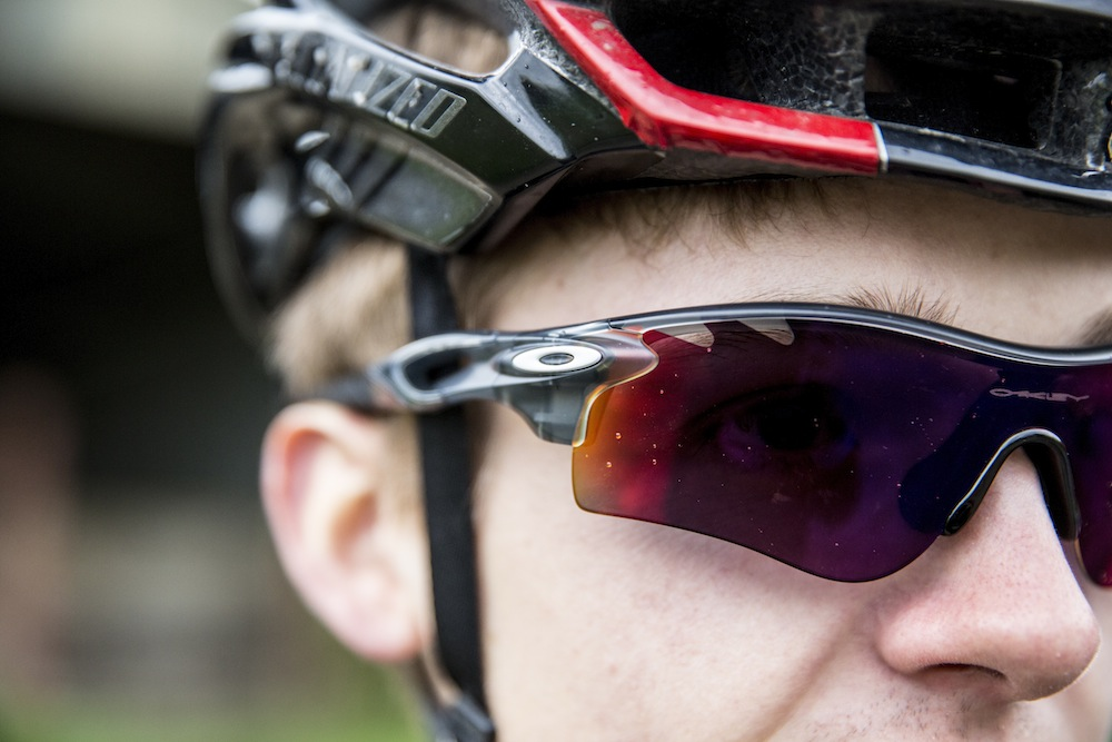 oakley prizm lens cycling