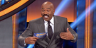 Watch Celebrity Family Feud's Steve Harvey Give Hilarious Marriage Advice For MLB Vet David Justice After 'Mistress' Answer