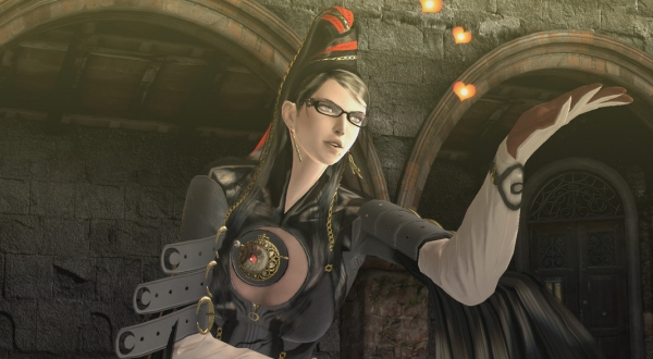 Bayonetta PC Launch