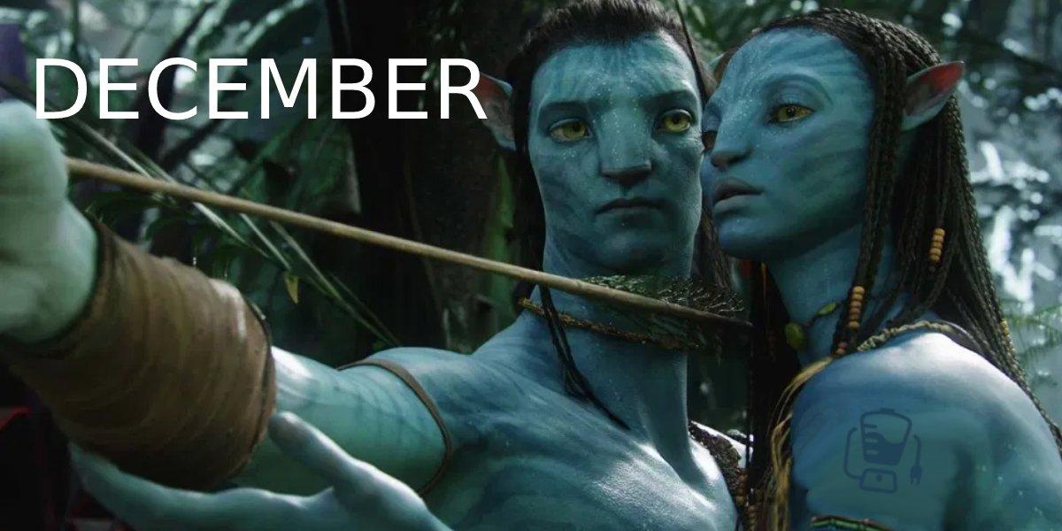 Avatar 2 - December 2020
