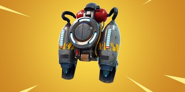 Jetpacks come to Fortnite.