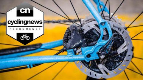 Disc Brake Bicycle Black Braking System Cycling Hydraulic Mountain Bike Oil Disc