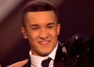 X Factor 2012: Runner-up Jahmene praises James