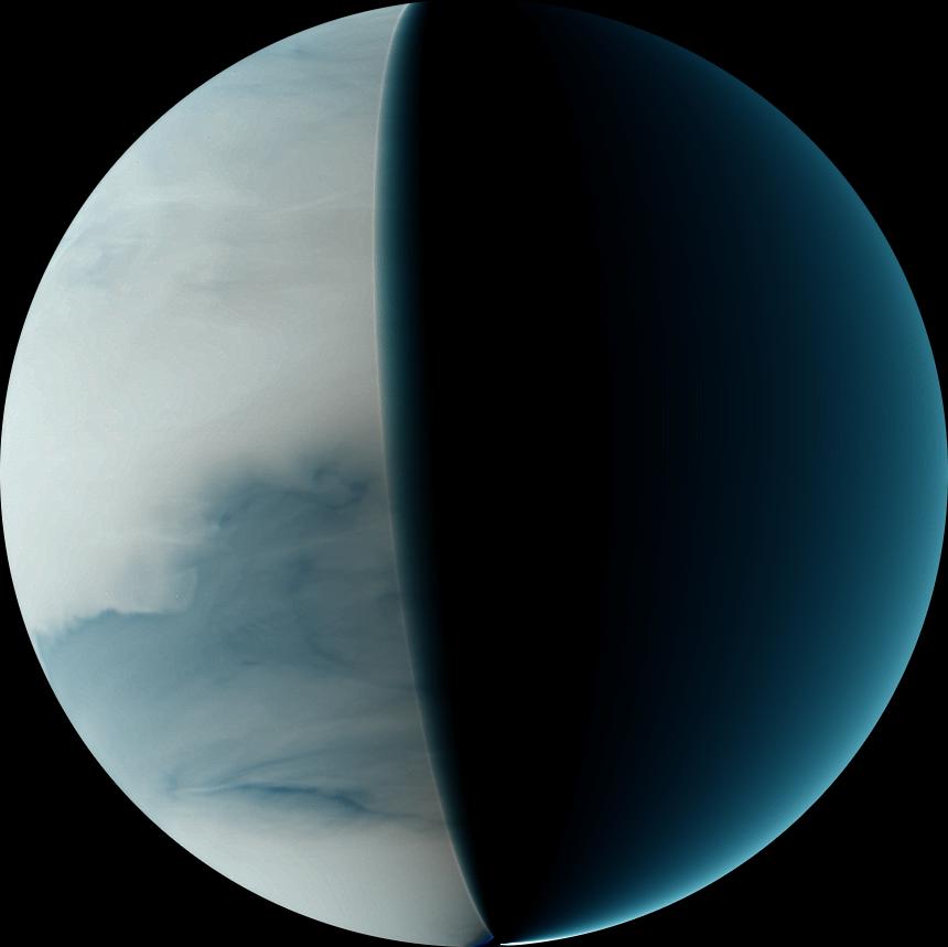 A super speedy acid cloud has been hiding on Venus for decades