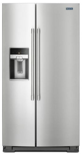Maytag Side By Refrigerator Review Pros And Cons