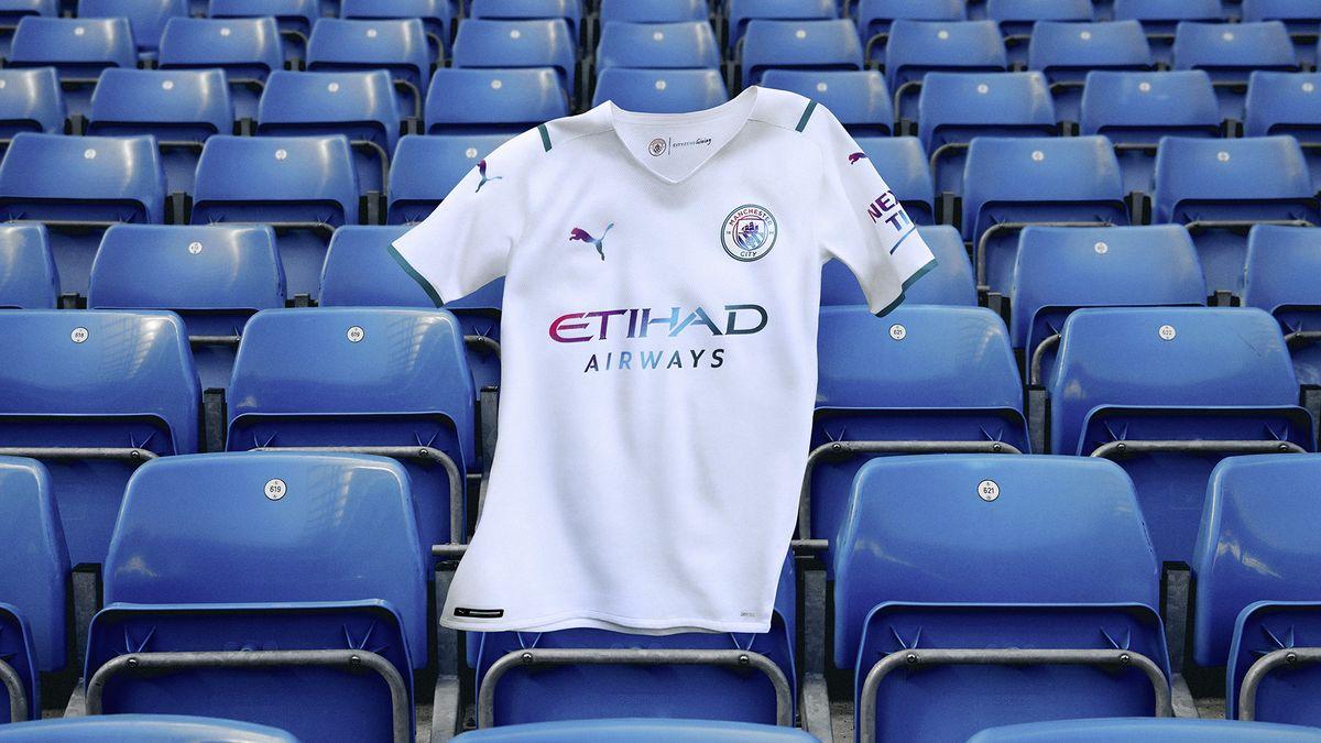 Puma launch new Manchester City away kit ahead of 2021/22 season