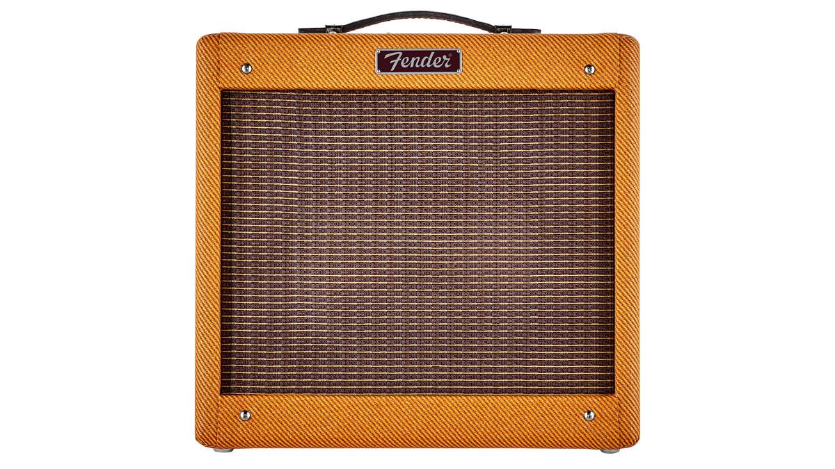 Fender Pro Junior IV Ltd Edition review   MusicRadar on