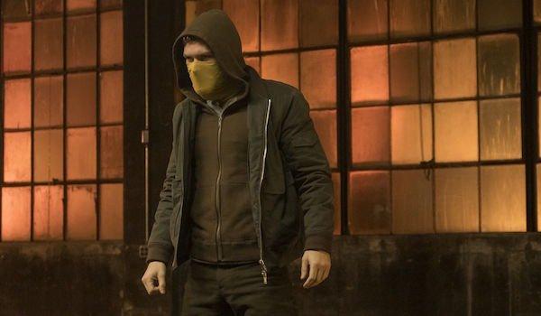 Finn Jones as Netflix's Iron Fist