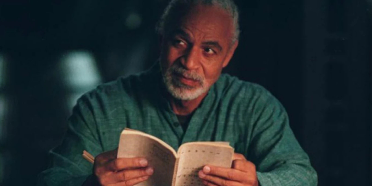 Ron Glass on Firefly