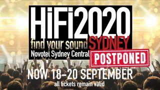 HIFI2020 postponed