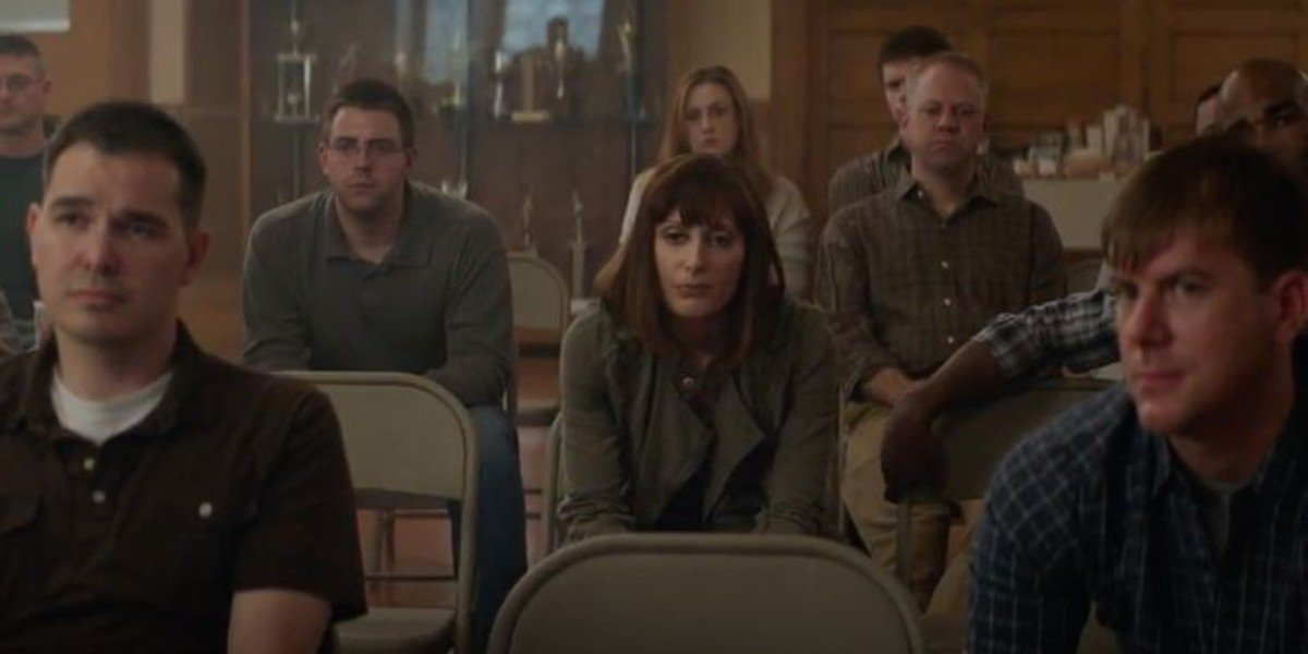 Angela Russo-Otstot's cameo in Captain America: The Winter Soldier