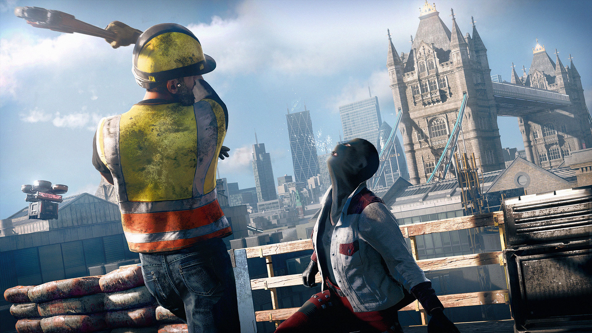 Watch Dogs Legion Map All The Boroughs Of London You Can Explore Gamesradar