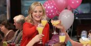 The Parks And Recreation Cast Reunited For Galentine's Day, And It's So Perfect