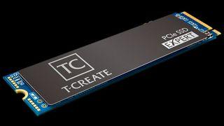 T-Create Expert PCIe SSD