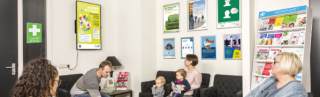 BroadSign International to Power Healthcare Waiting Room Displays