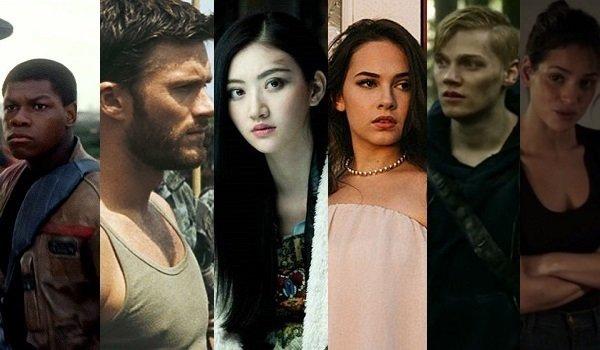 Pacific Rim: Uprising New Cast