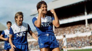 Gary Lineker Everton