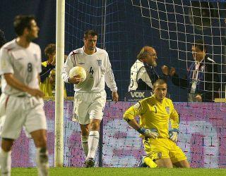Soccer – UEFA European Championship 2008 Qualifying – Group E – Croatia v England – Maksimir Stadium