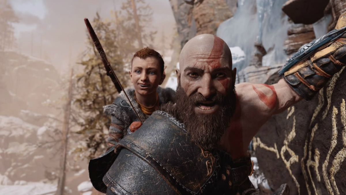 God of War sequel may already be in the works with motion-capture suit tease