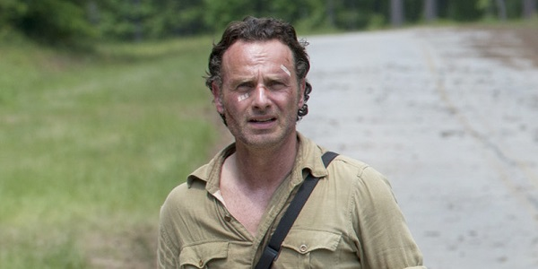 The Walking Dead Is Rick About To Lose His Hand