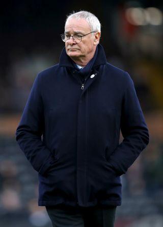 Claudio Ranieri file photo