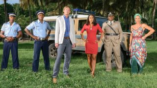 Death in Paradise is one of the best BritBox mysteries.