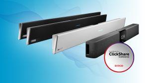 Nureva HDL200 certified for Barco ClickShare Conference