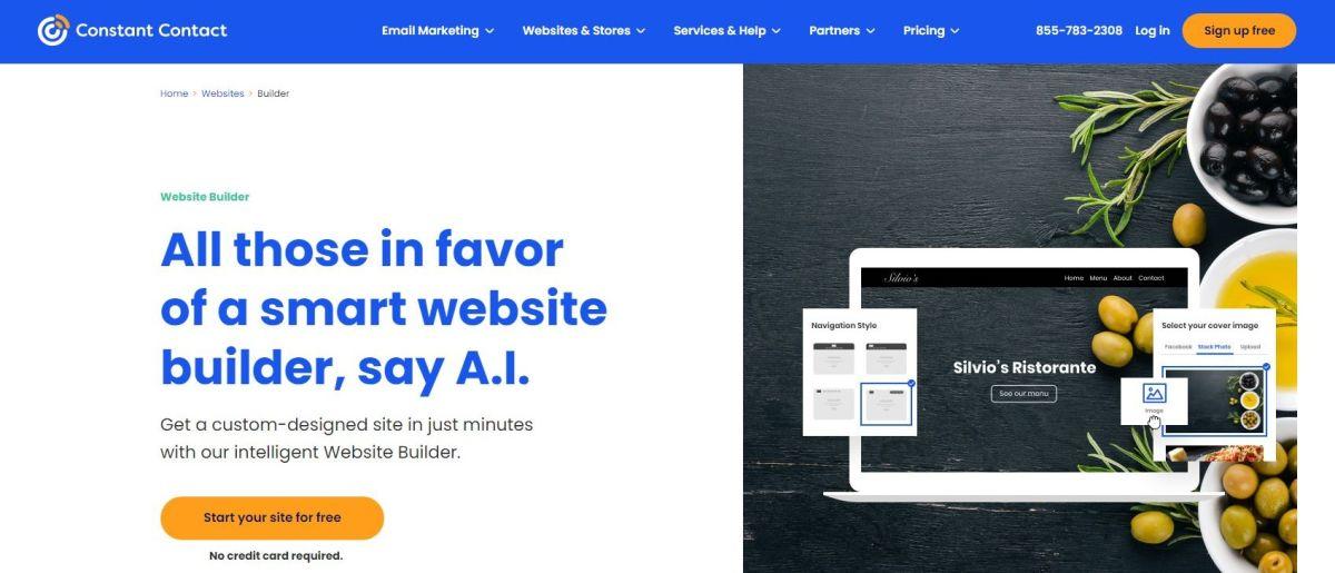 Builder website Best website