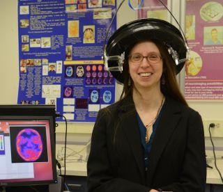 Wearable brain scanner