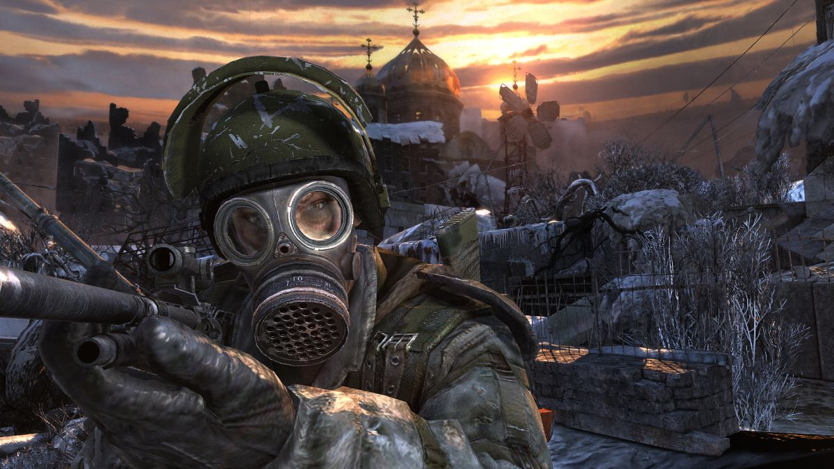 Metro 2033 film has been cancelled because the scripter wanted to 'Americanize' it