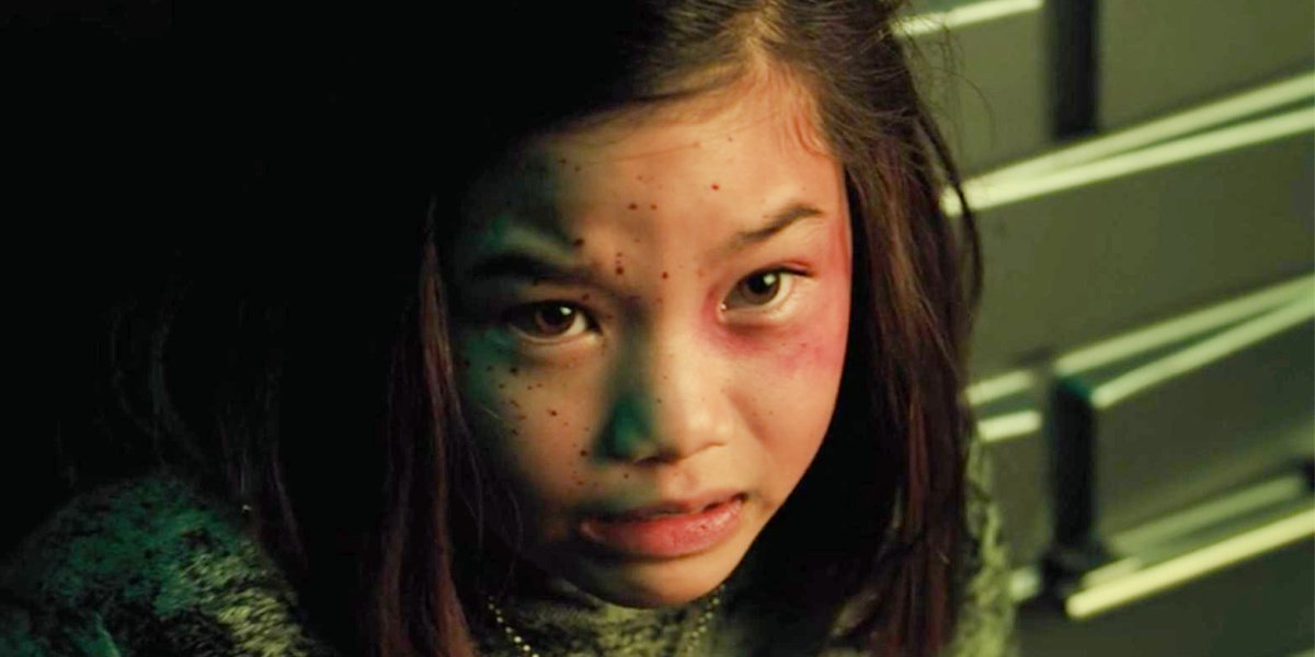 Riley Lai Nelet in Altered Carbon.