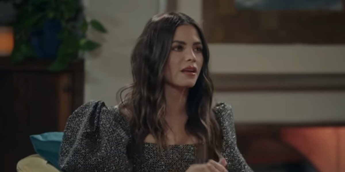 Jenna Dewan opening up about her divorce on Entertainment Tonight