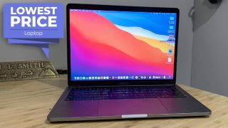 MacBook Pro M1 hits lowest price ever