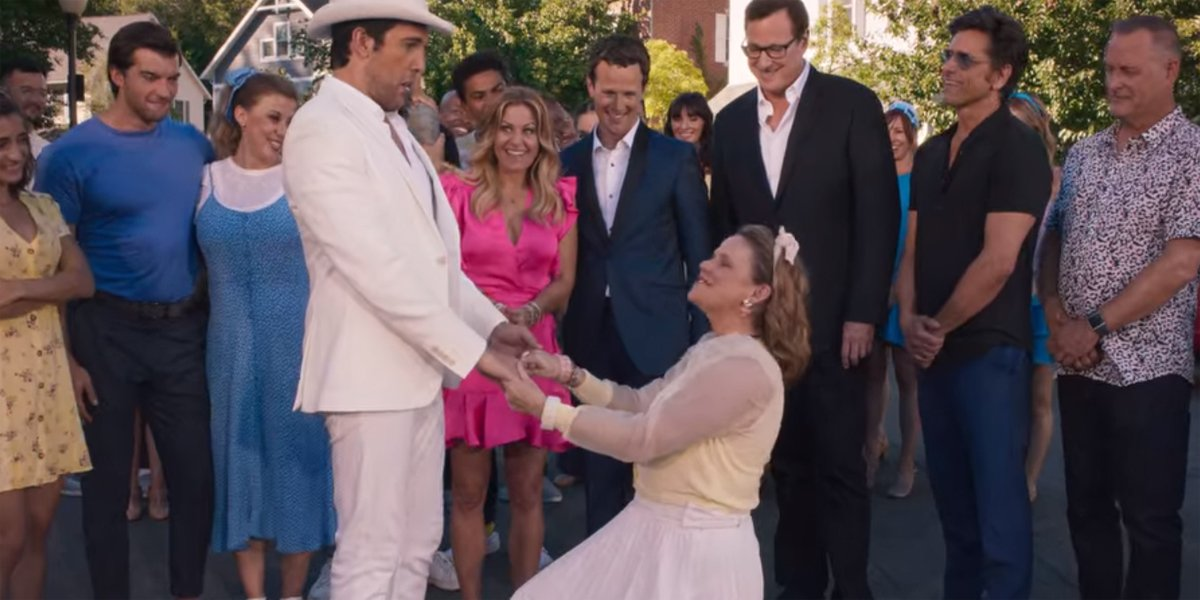 Fuller House Season 5 Kimmy proposes to Fernando Netflix