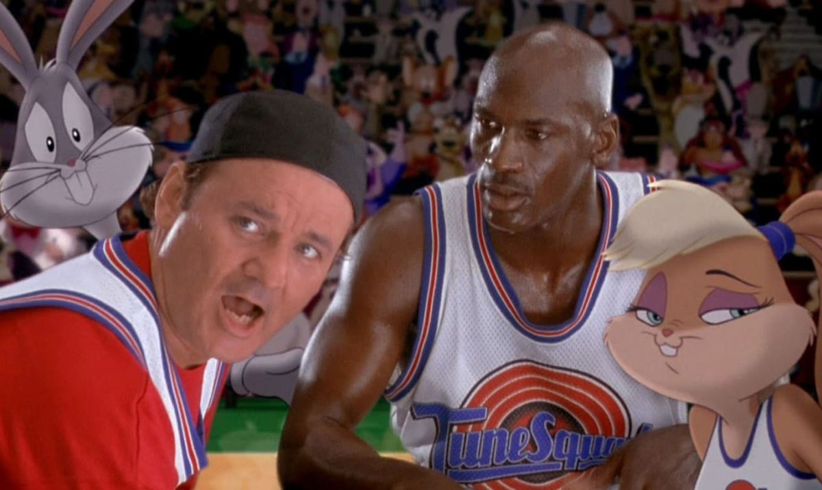 Space Jam 2 title and logo officially revealed | GamesRadar+
