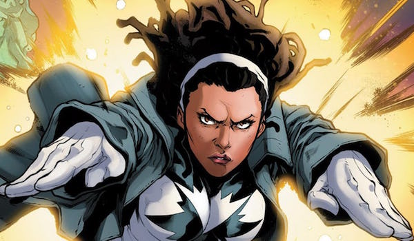 Monica Rambeau in Marvel Comics
