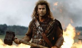 One Key Thing Mel Gibson Learned On Braveheart That He's Now Sharing With Another Director