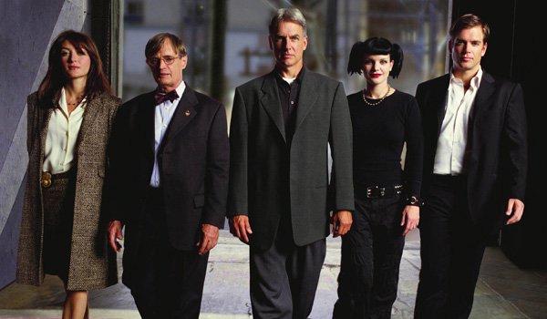 NCIS cast CBS