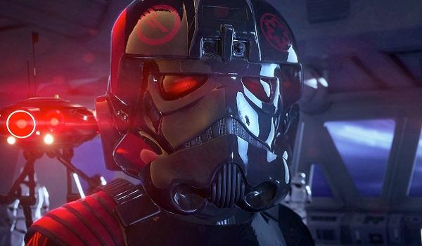 Iden Versio, of the Empire in Battlefront 2