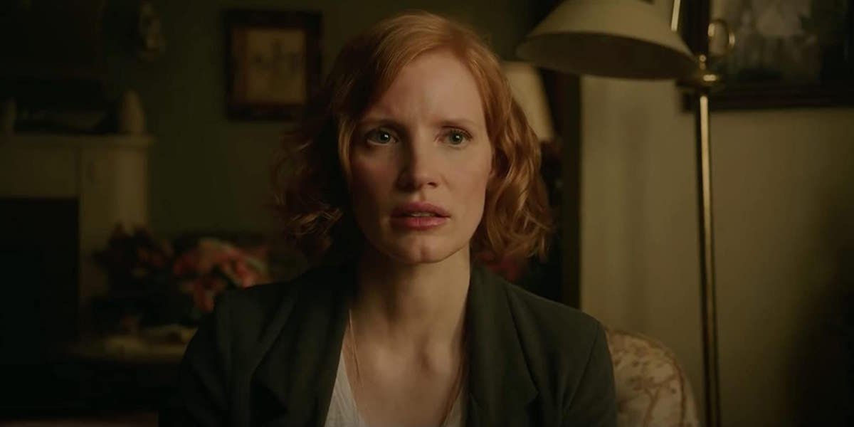 Jessica Chastain in IT Chapter Two