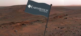 Earthwatch Institute Search for Life on Mars