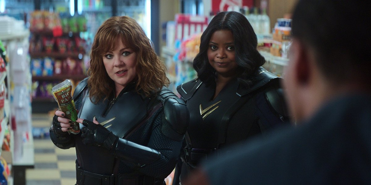 Why Netflix's Thunder Force Was A 'Dream Job' For Octavia Spencer