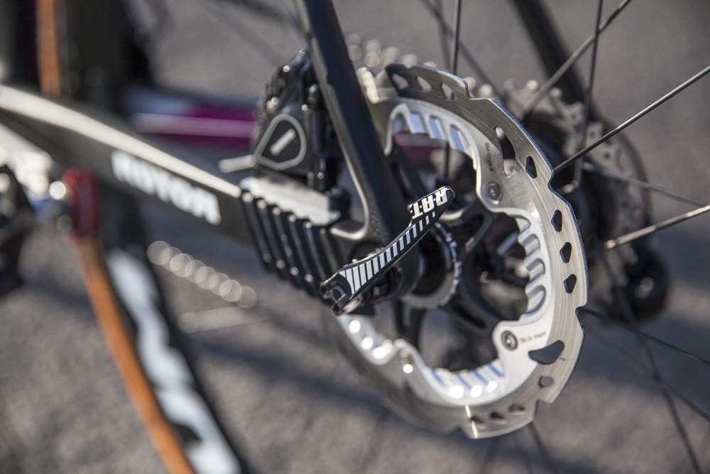 merida scultura disc RAT thru axle shimano disc brake