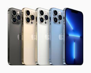 Apple iPhone 13 Pro colours