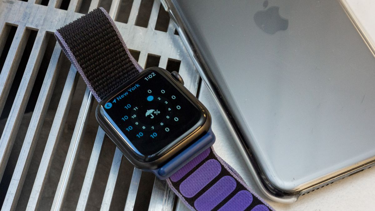 My first month with an Apple Watch: Series 5 made me a believer