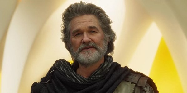 Kurt Russell Ego The Living Planet Guardians of the Galaxy Vol. 2