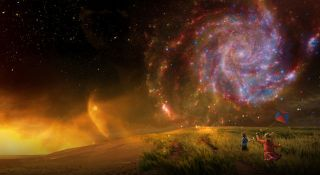 What would it be like to find signs of life beyond Earth?