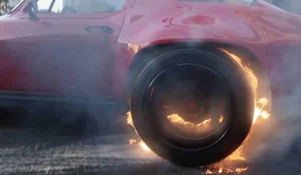 Fate of the Furious Car